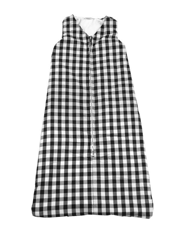 de buci baby gingham sleep sack