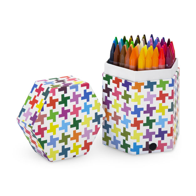 moma design store crayon set