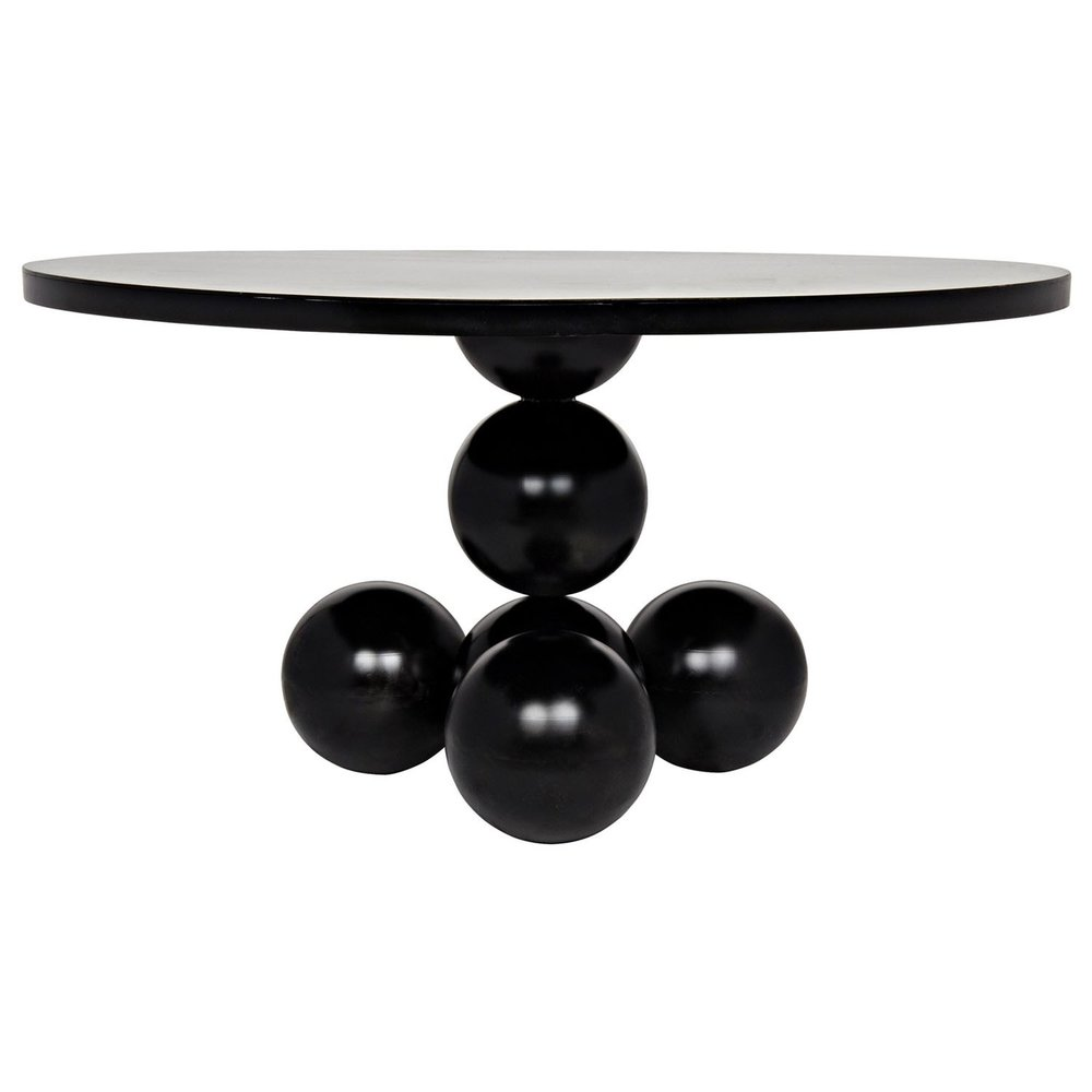 noir dining table