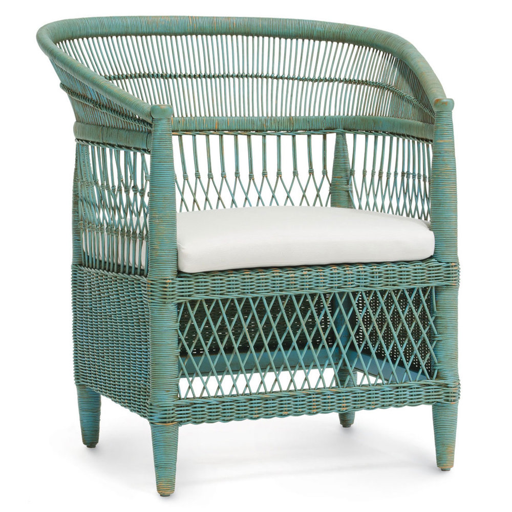 jeffrey alan marks woven chair