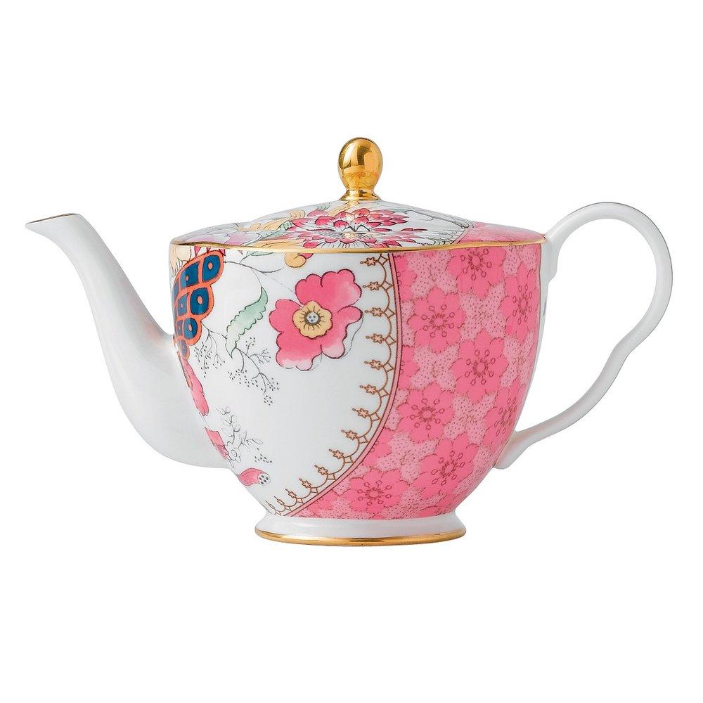 wedgwood ceramic teapot