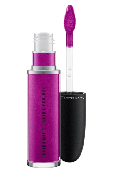 mac metallic liquid lipgloss