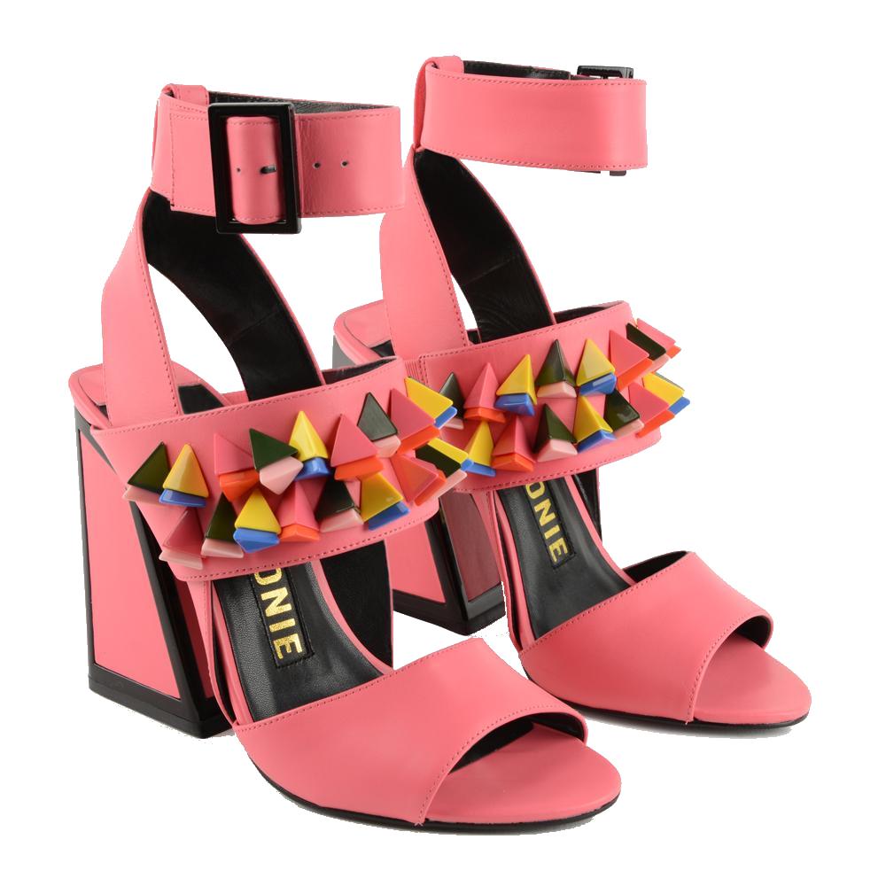 kat maconie azalea pink heels