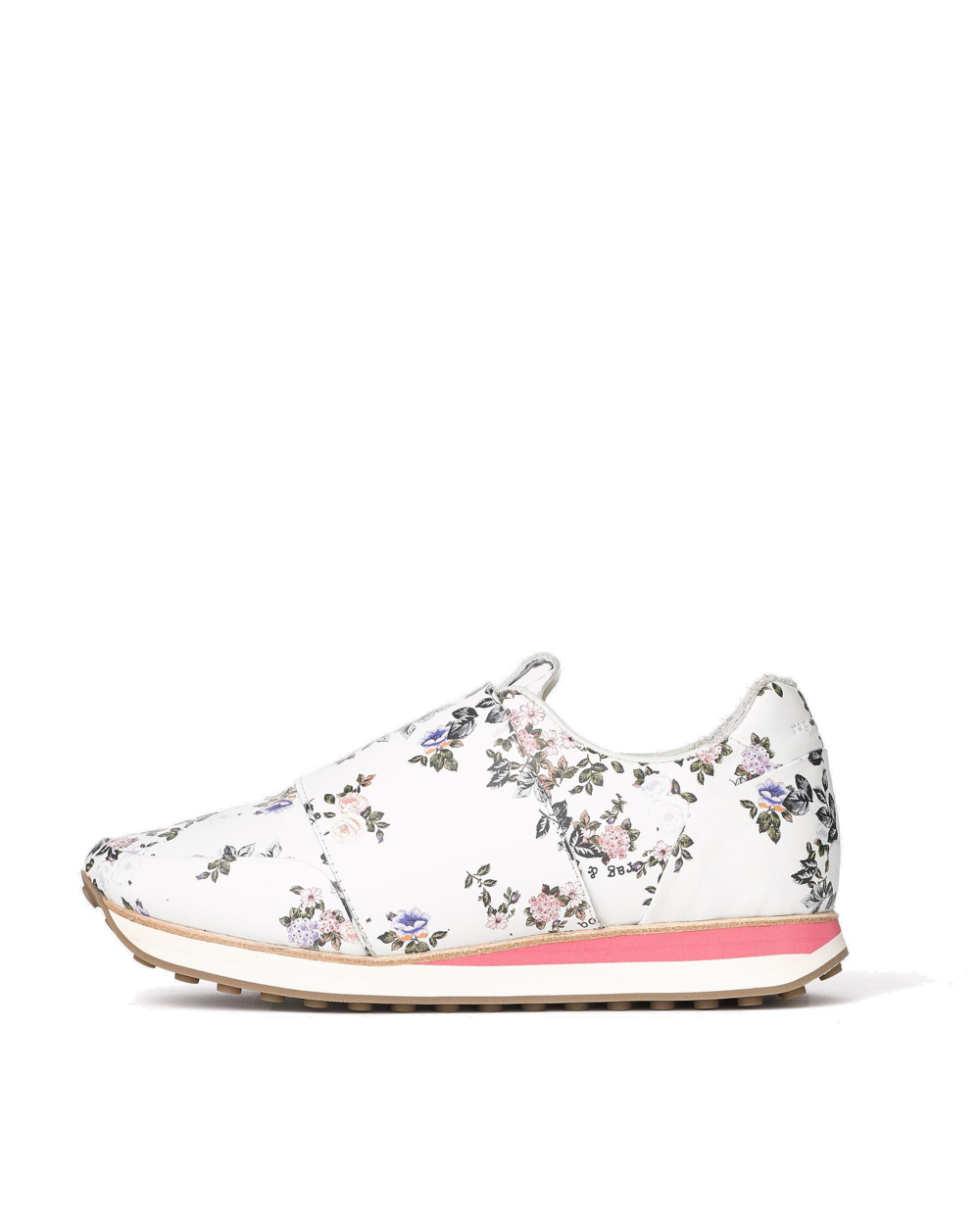 rage & bone floral leather sneakers