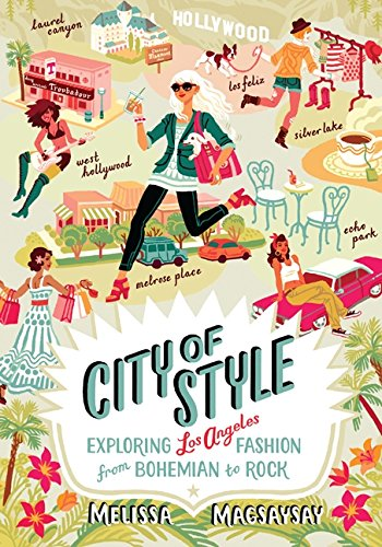 city of style : los angeles book