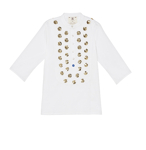 india hicks x figue white tunic