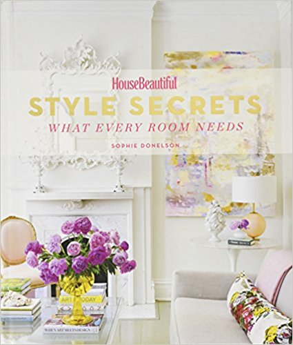 house beautiful style secrets book