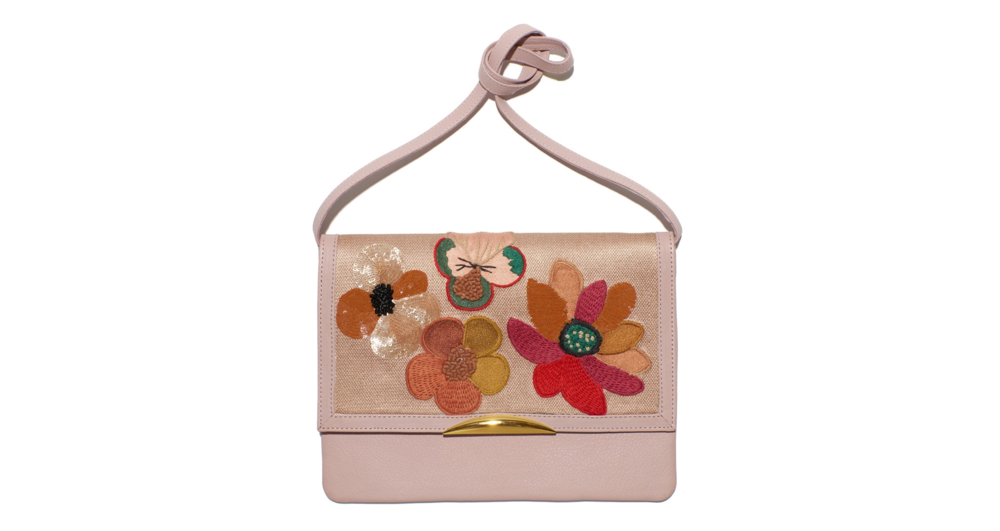 lizzie fortunato posy bag