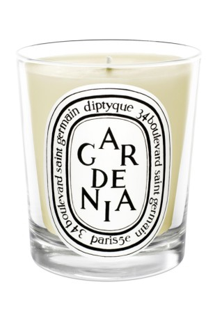 paris-based diptyque gardenia candle