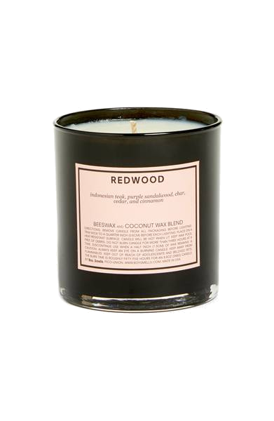 boysmells 'redwood' candle