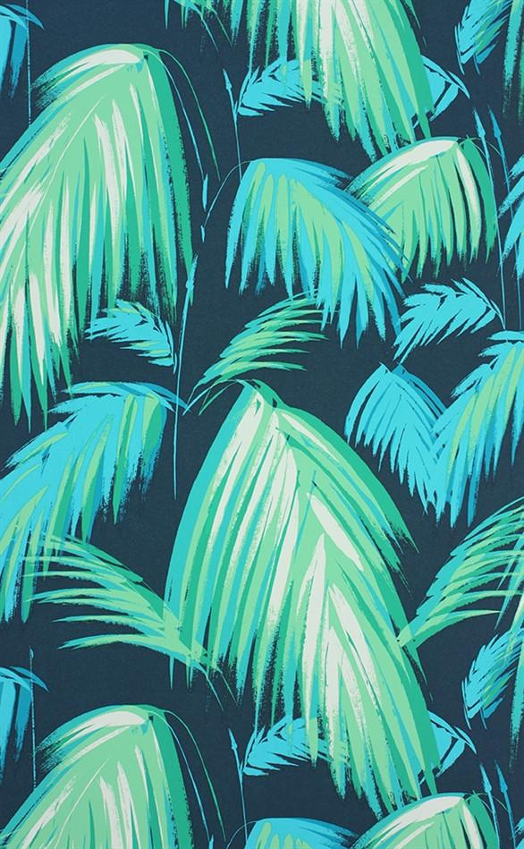 tropicana palm wallpaper