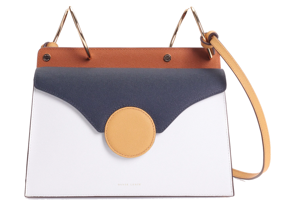 crossbody colorblock bag