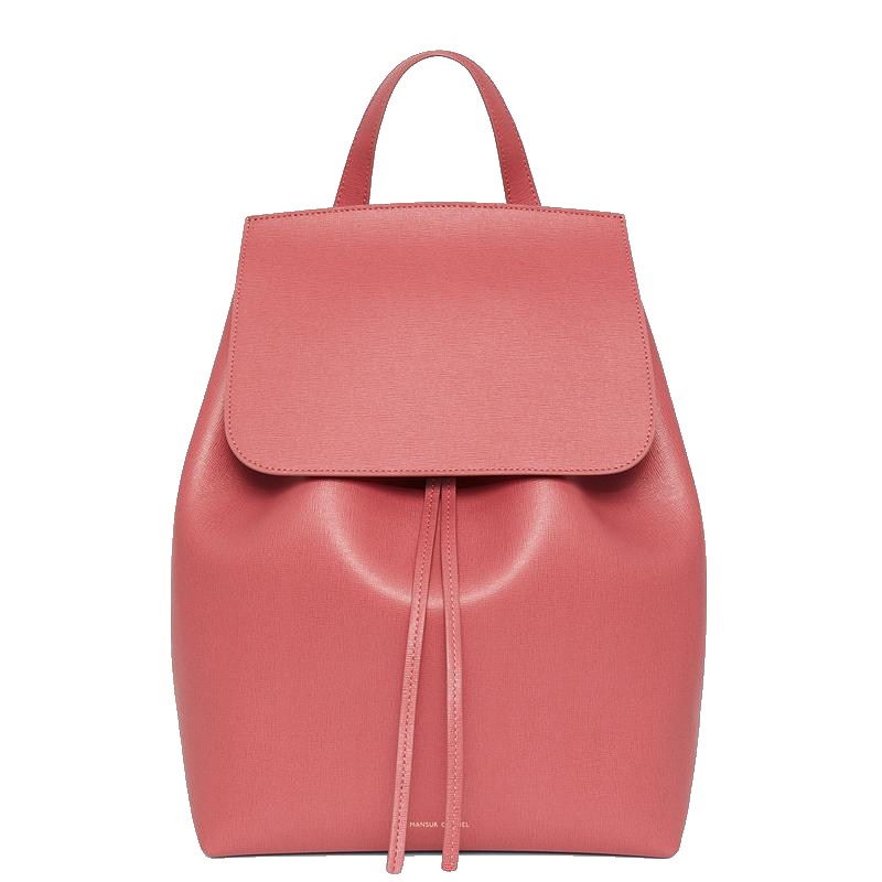 mansur gavriel blush backpack