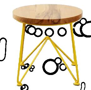 garza marfa stool