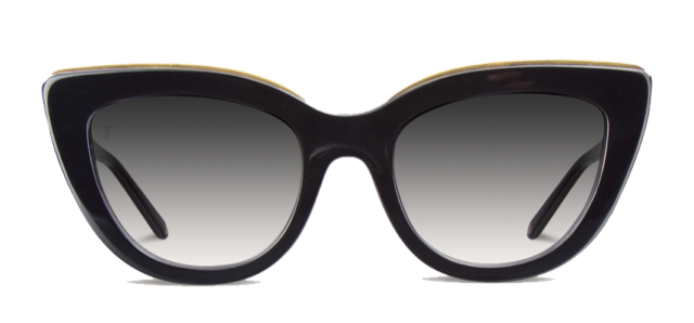 jimmy fairly cat eye sunnies