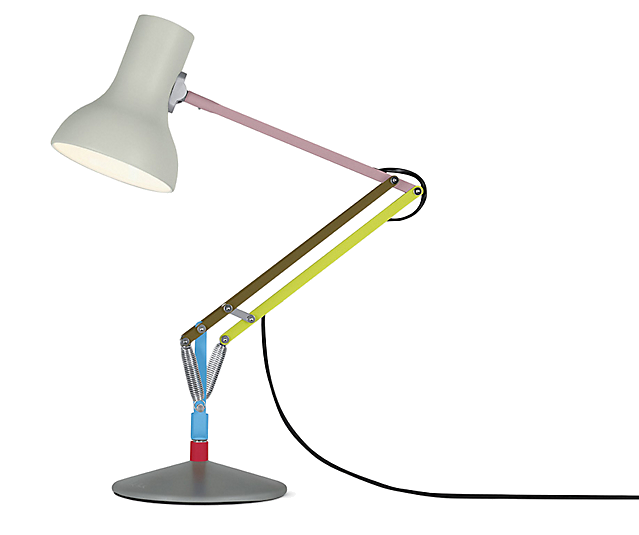 paul smith design task lamp