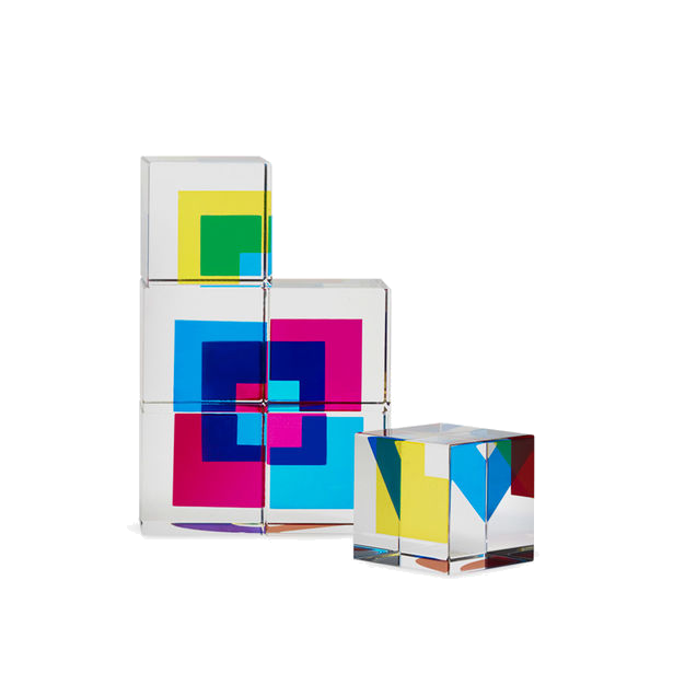 moma store acrylic blocks