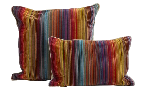 jayson home multi-colored pillows