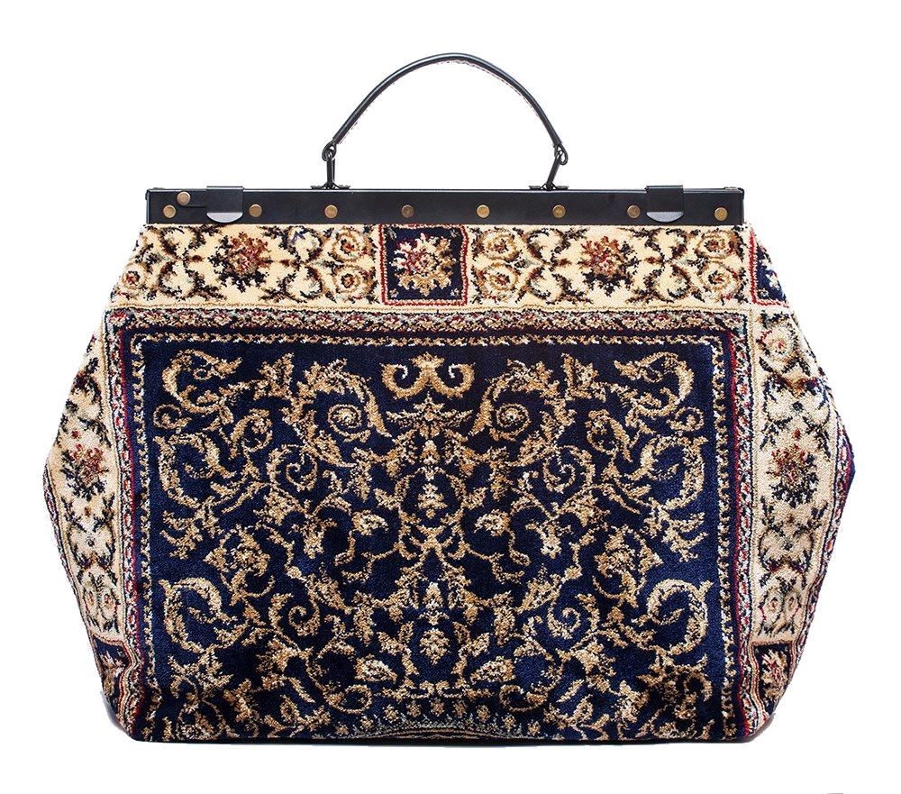 victorian carpet bag