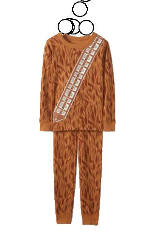 star wars kid pajamas