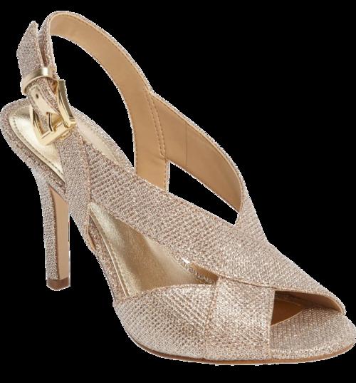 2017b203 champagne cross strap heels