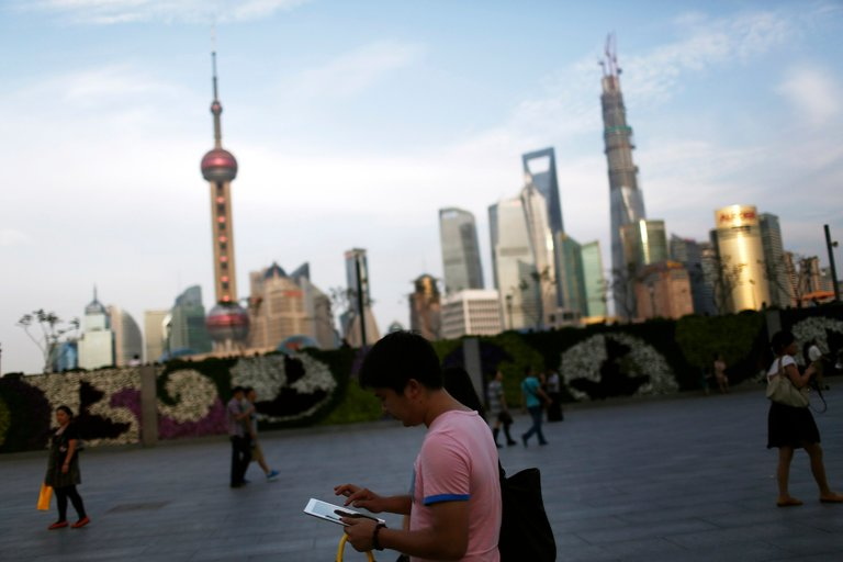 Facebook Seeking Space In Shanghai Despite Ban.jpg