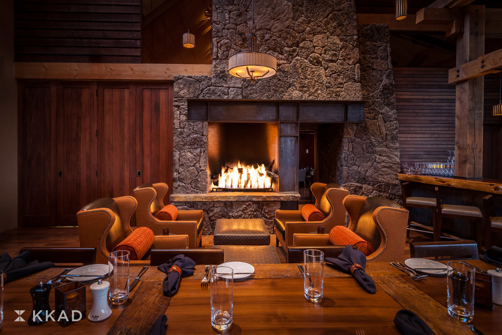 Range Restaurant Hearth