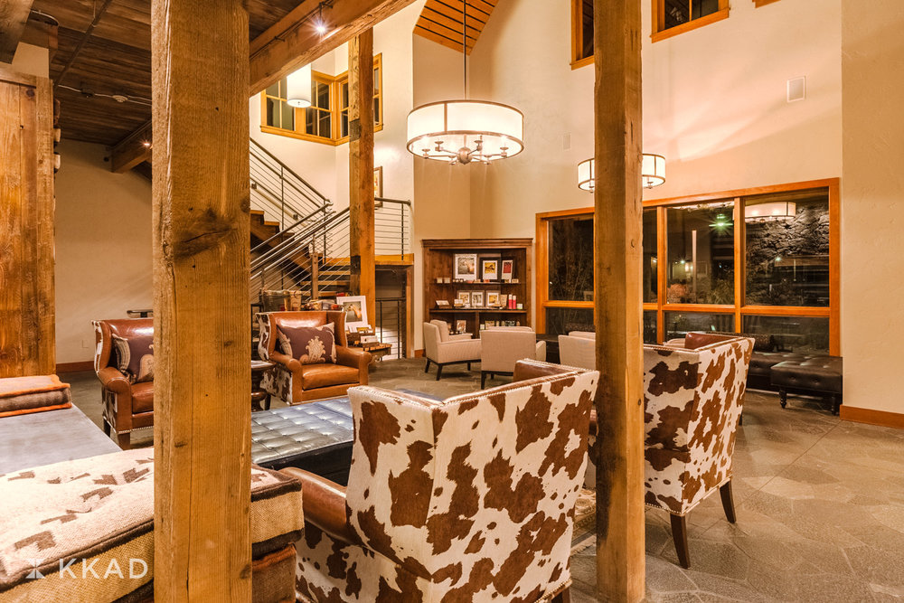 Brasada Ranch Lobby