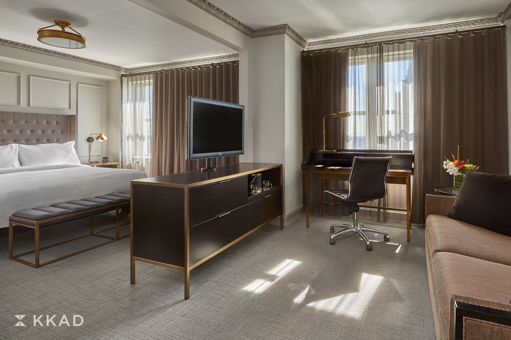Hotel Phillips Suite