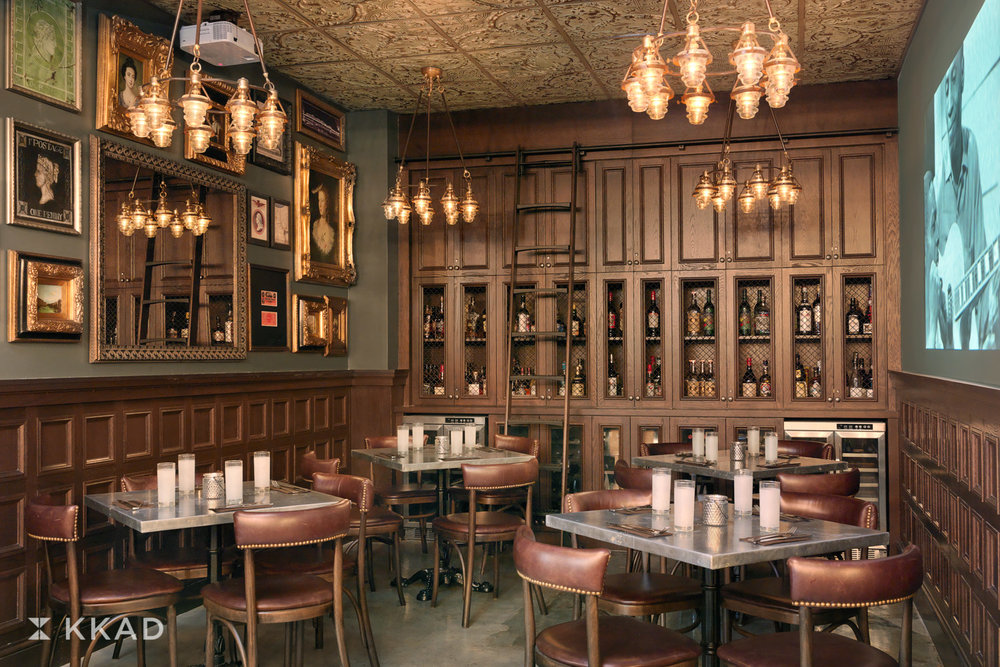 Q & C Hotel Bar and Dining