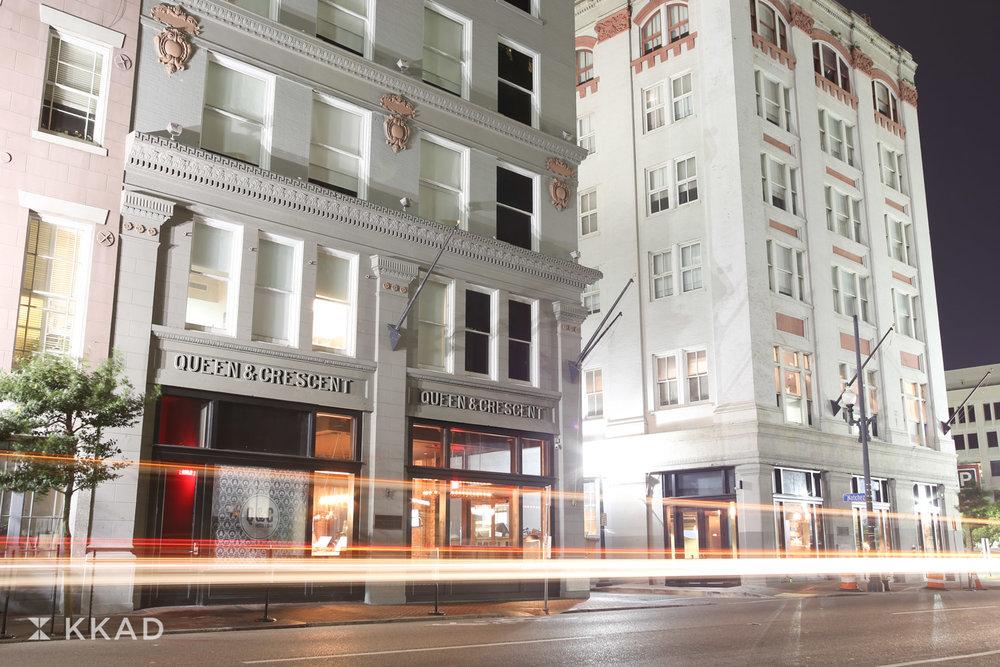 Q & C Hotel Exterior