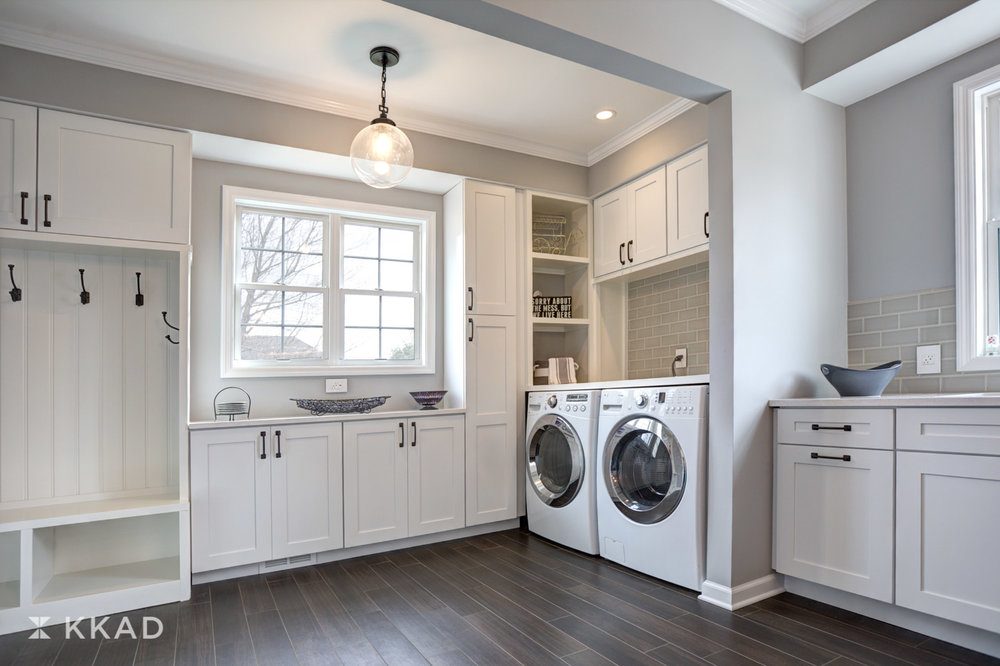 Cooper Drive Laundry Room