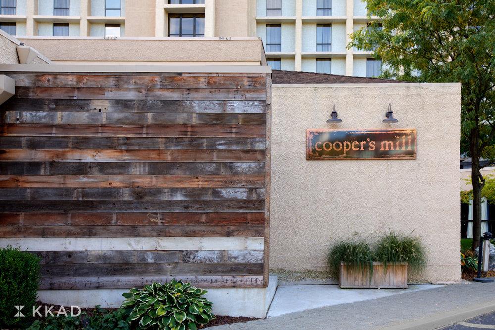 Cooper's Mill Exterior