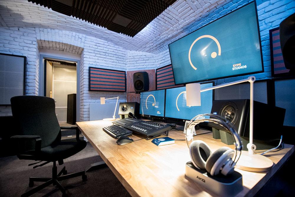 SYPE STUDIOS Interior 2