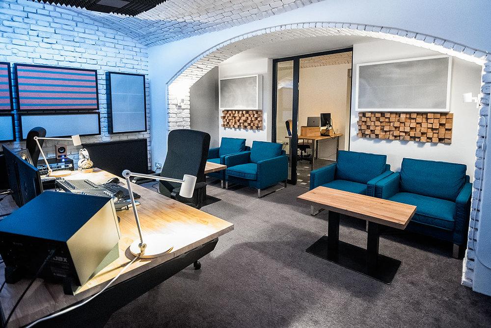 SYPE STUDIOS Interior 3