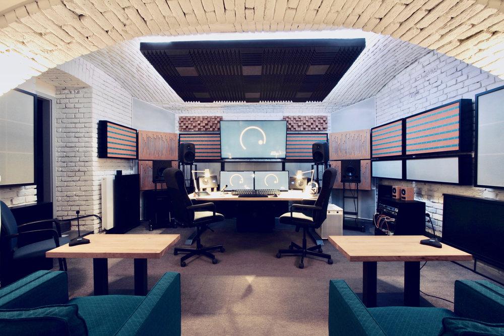 SYPE STUDIOS Interior 4