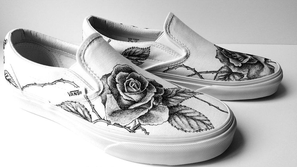 """""""Exquisite Rose"""" 26/40"""