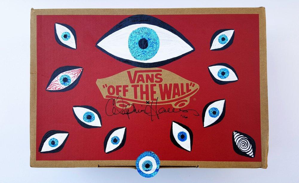 """""""Evil Eye"""" Box"""