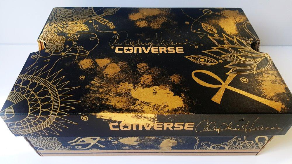 """Horus Gold"" Box"