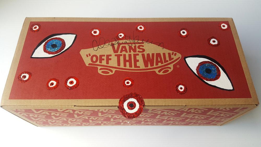 """""""Evil Eye III Red Box"""""""