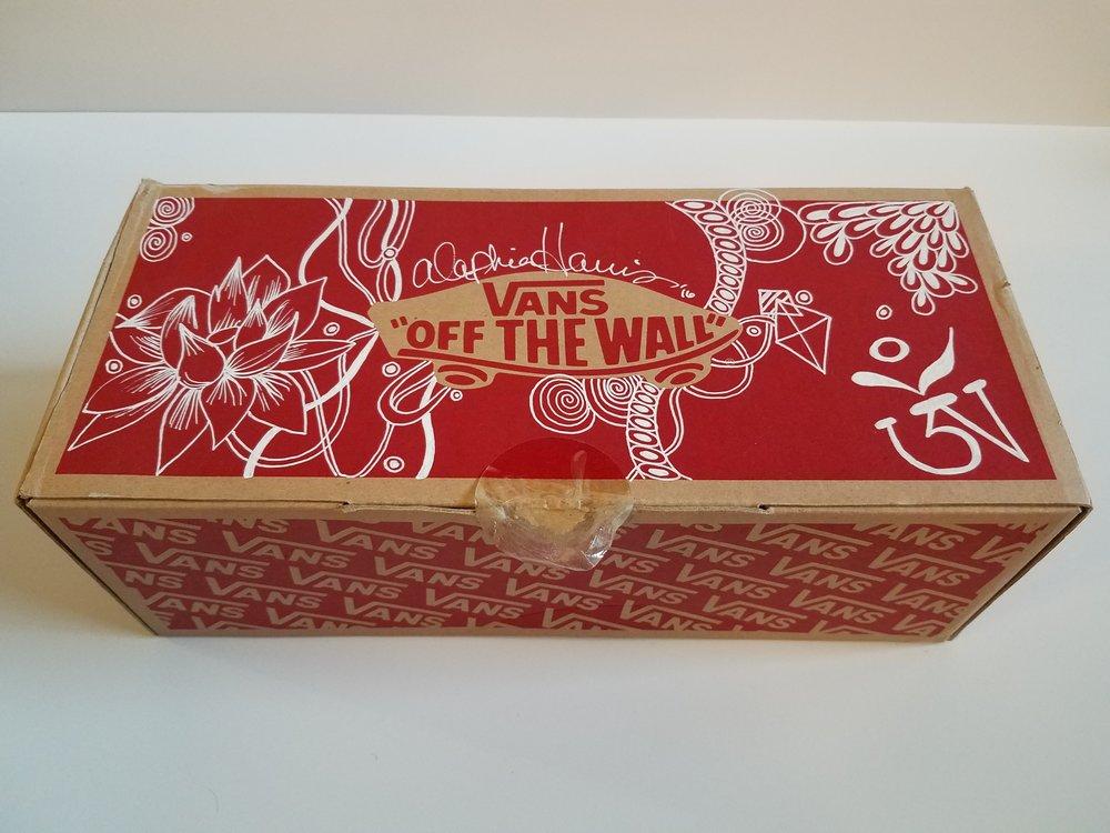 """""""Meditative Tibetan"""" Box"""