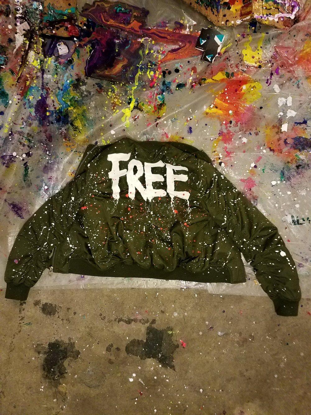"""""""Free"""" Jacket"""