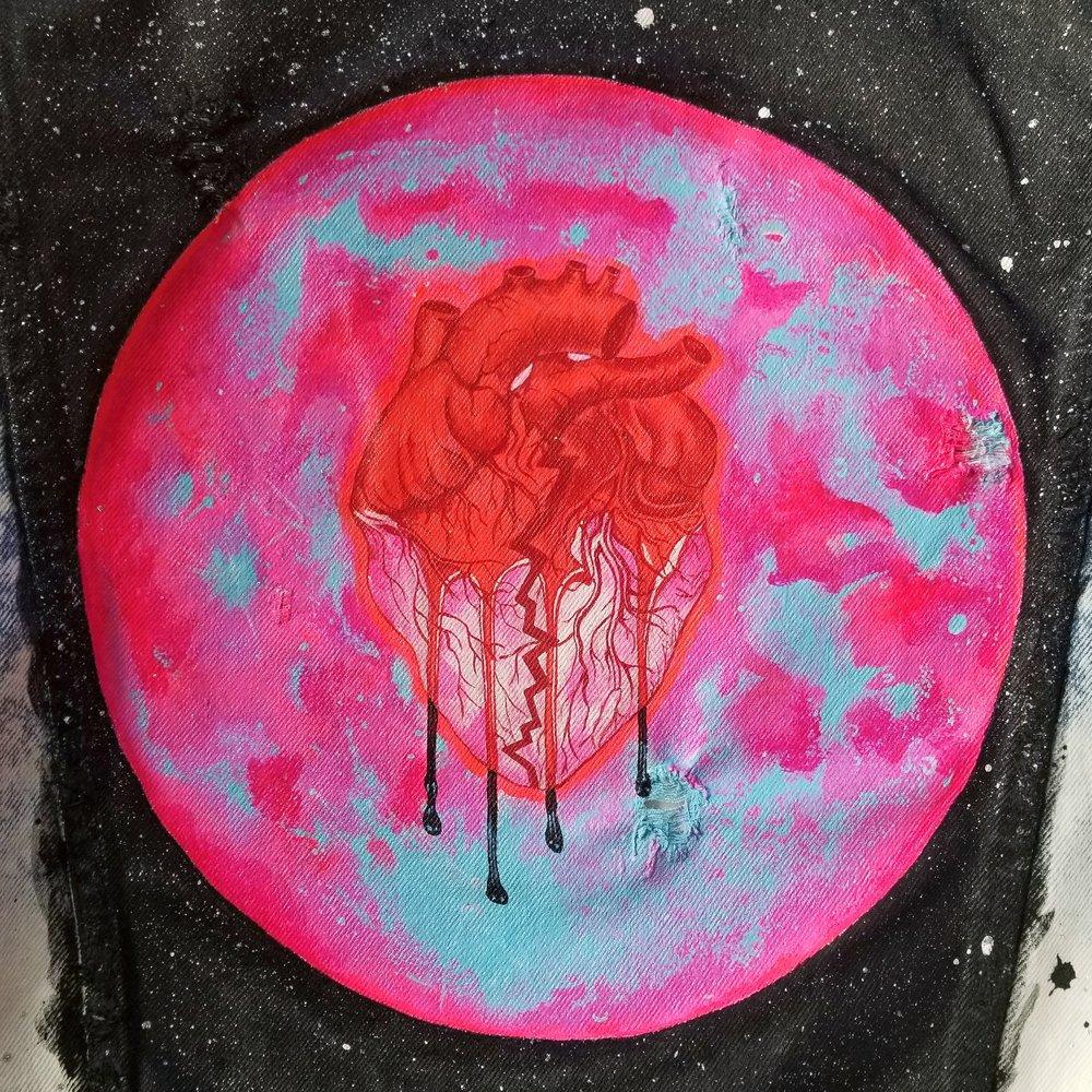 """""""Heartbreak On A Full Moon"""" Jacket"""