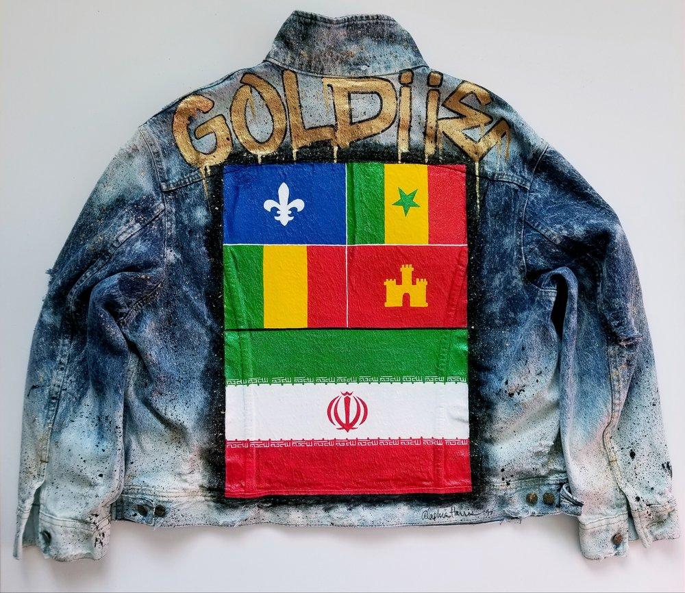 """Goldiie"""