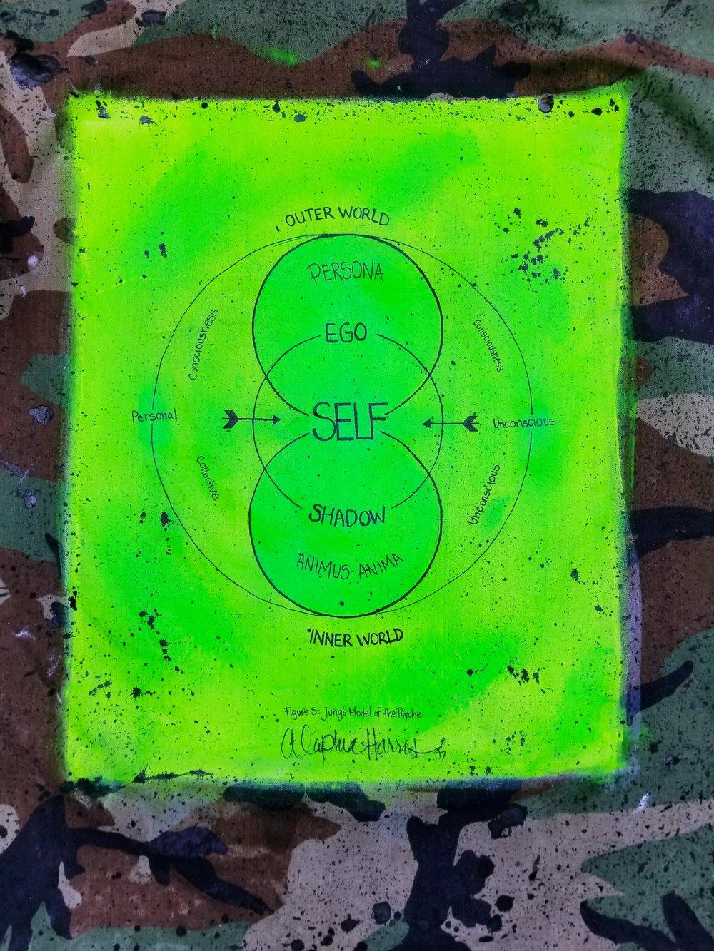 """""""The Self Camo"""" Jacket"""