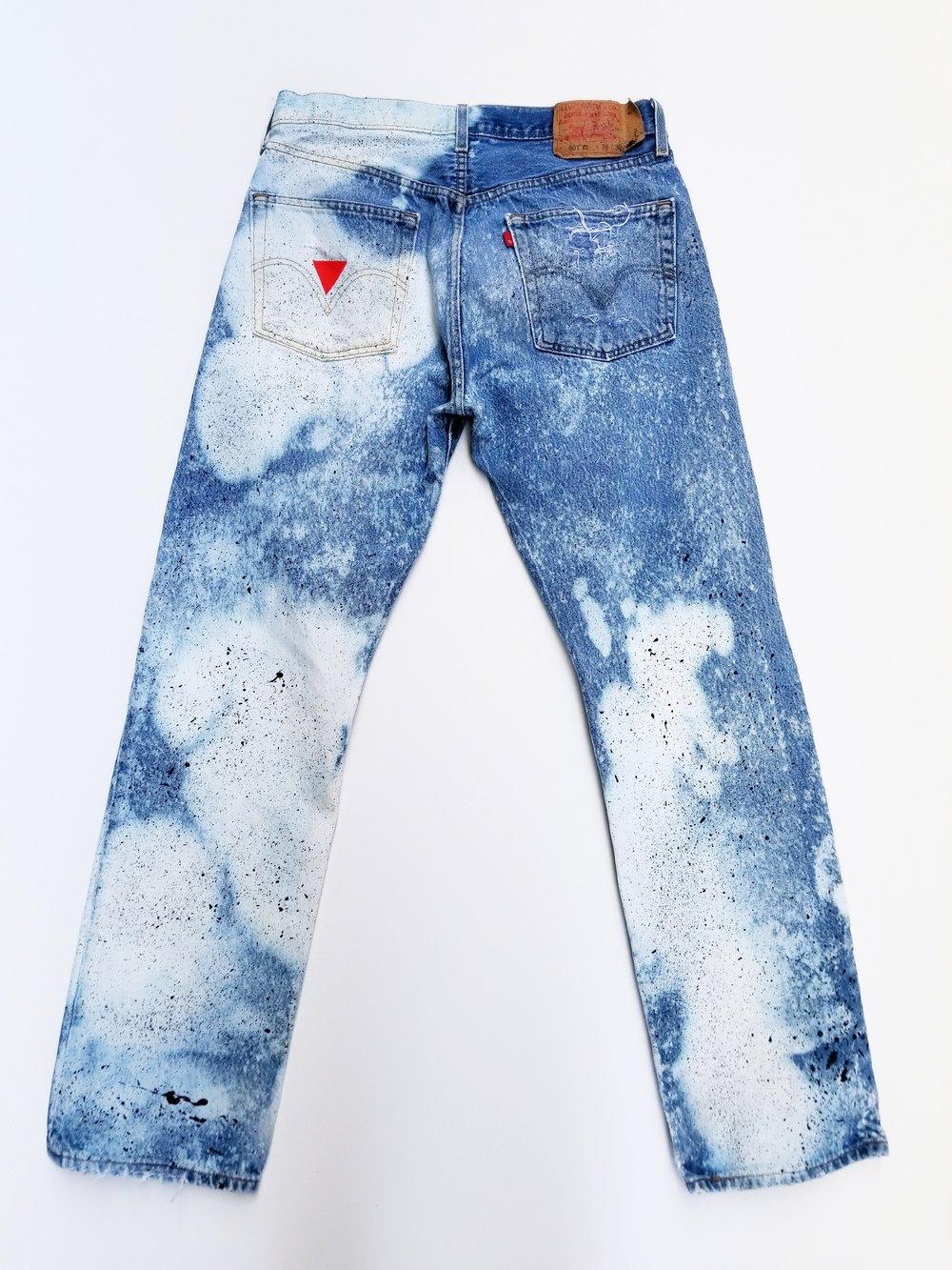 """Black Matter"" Jeans"