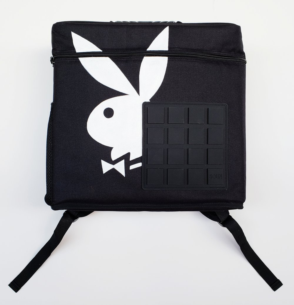 Playboy Logo Design on SounBag