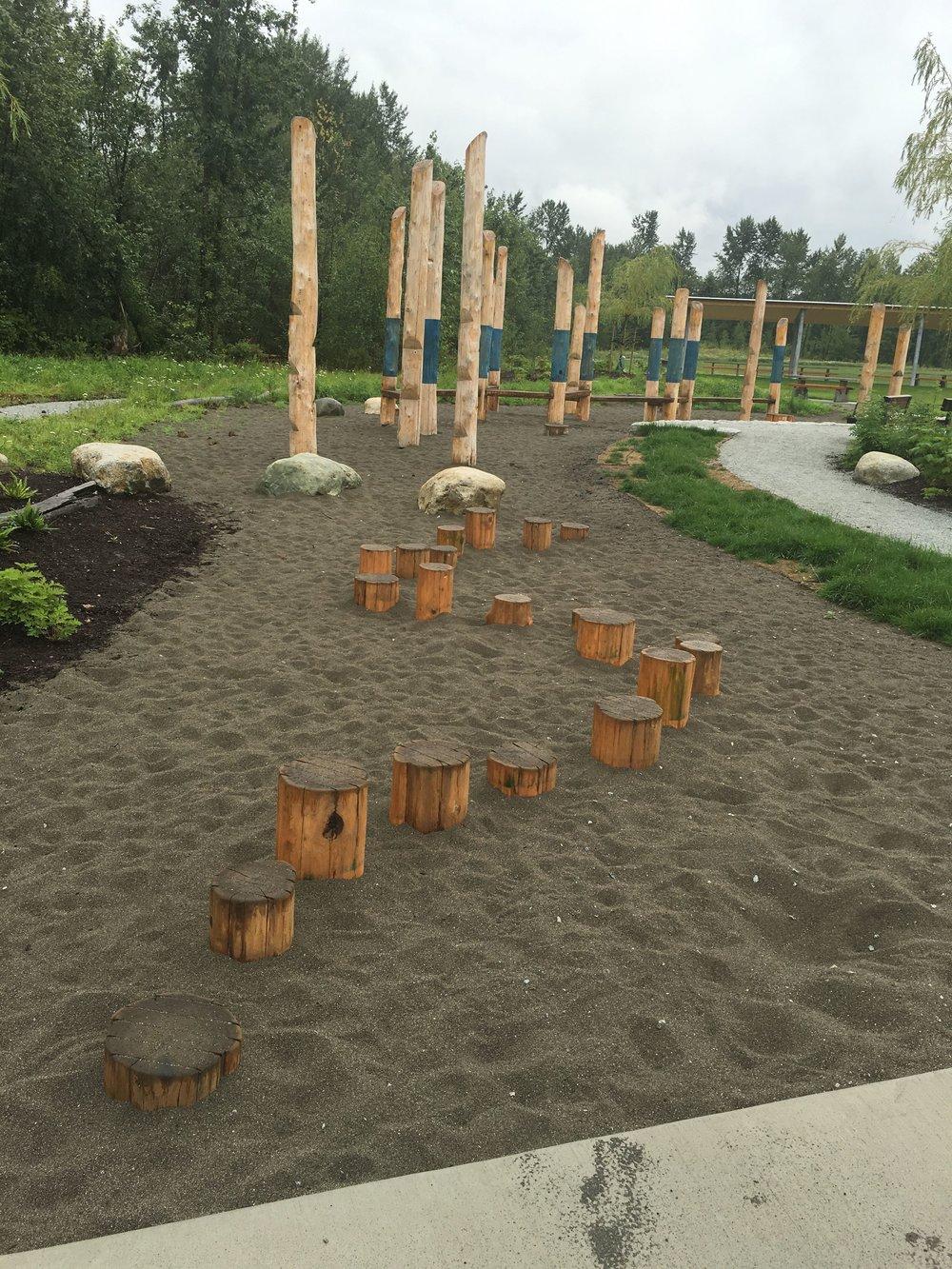 Surrey Bend playground
