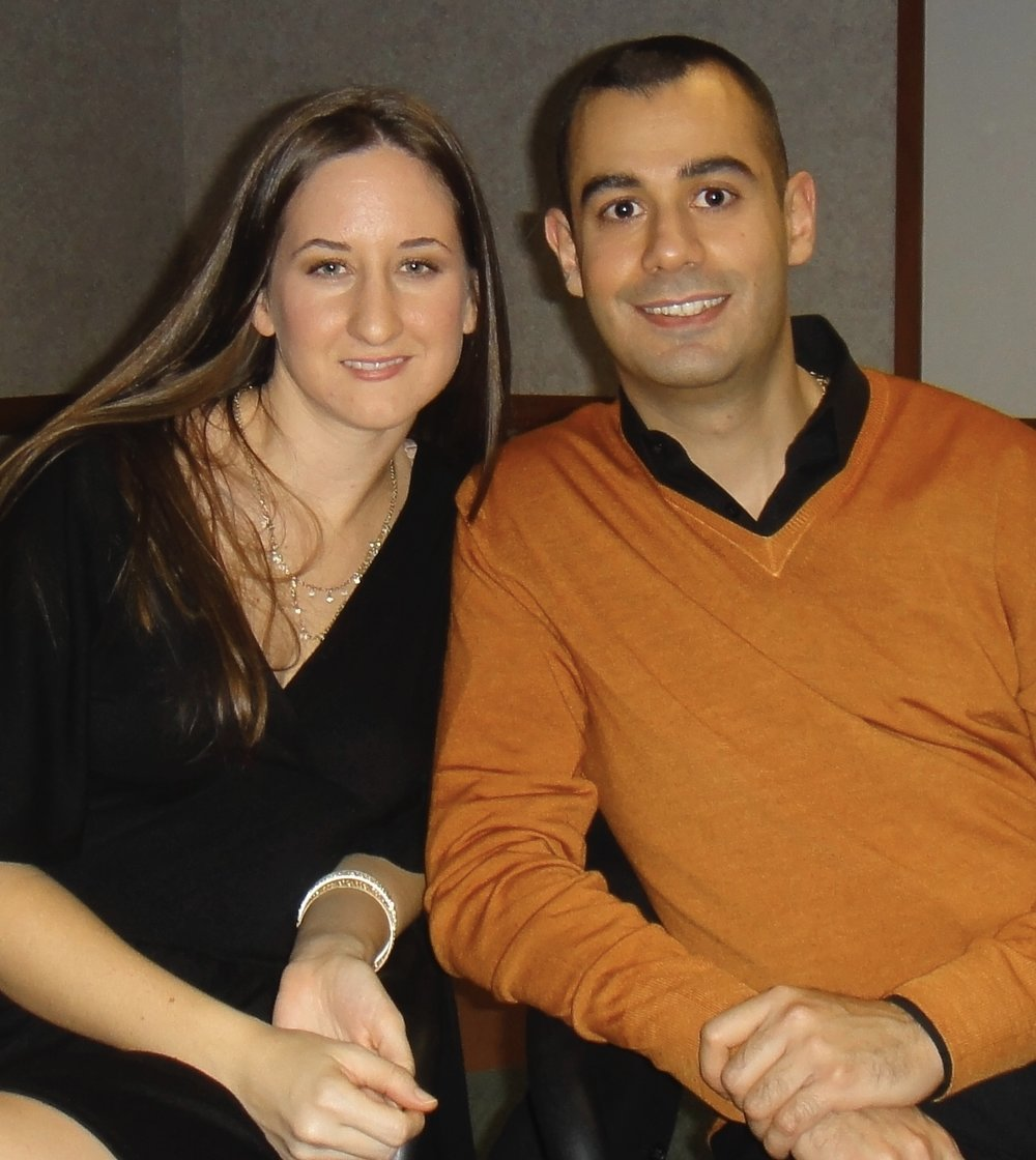 Dr Melissa McGinnis and Dr Marwan Jaoudeh - CURA's Medical Outreach Advisors. - Melissa and Marwan are husband and wife, both Board Certified physicians in Internal Medicine from Oklahoma University in Tulsa, OK residing in Springfield, MO with their new baby boy. They both enjoy traveling and learning about new cultures and their cuisine. Marwan was instrumental in the development of our CURA clinic in Kitongo, Tanzania. Melissa is working with us on various programs (Telemedicine, Scholarship programs, and Project Research).
