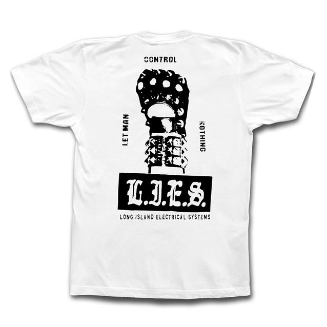 2. FFA Tee - Brand L.I.E.S. Records